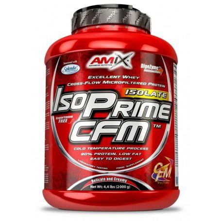 Proteína IsoPrime CFM Isolate 2kg