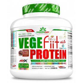 Proteína Vegetal Vegefiit Protein 2kg