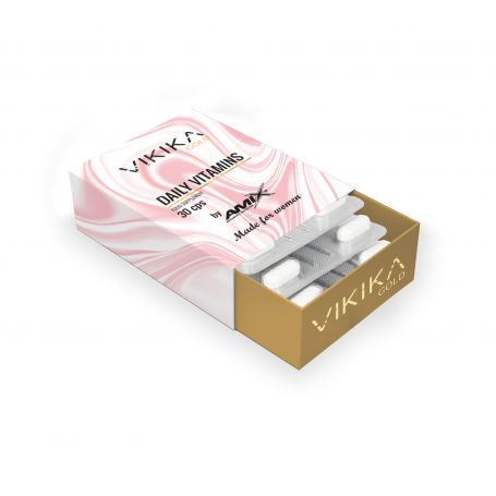 Vikika Gold Daily Vitamins 30 caps