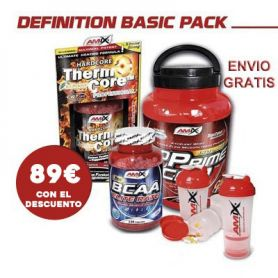 PACK DEFINICION MUSCULAR BASIC