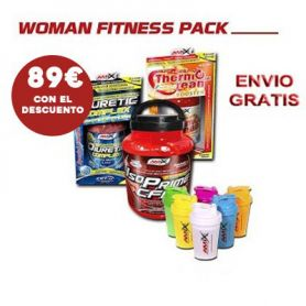 WOMAN FITNESS PACK