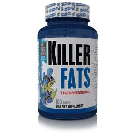 Killer FAT 100 caps Potente quemador de grasa