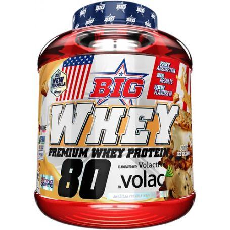 Big Whey Premium Whey Protein 2kg Universal Mcgregor