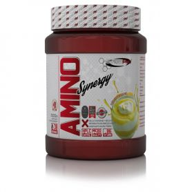 AminoSinergy Glutamina + Bcaa´s 500 gr