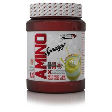 AminoSinergy Glutamina + Bcaa´s 500 gr