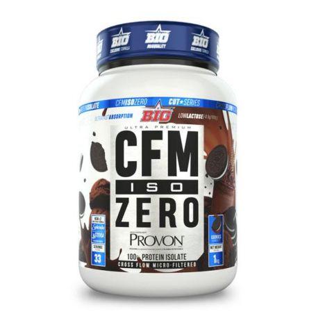 Proteína CFM ISO ZERO de BIG 1Kg