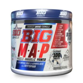 Big MAP Muscle Amino Power 100 Tab