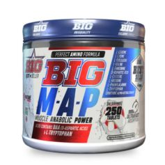 Big MAP Muscle Amino Power 250 Tab