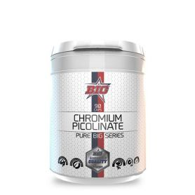 Picolinato de cromo CHROMIUM PICOLINATE 90 caps BIG
