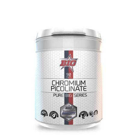 Picolinato de cromo CHROMIUM PICOLINATE 90 caps BIG