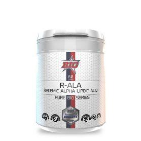 R-ALA Ácido Alpha-Lipoico Racémico 60 caps BIG