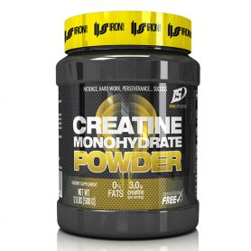 Creatina 500 gr IRON SUPPLEMENTS