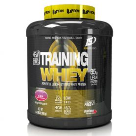 Training Whey 2 kg Proteína de Suero Iron Supplements