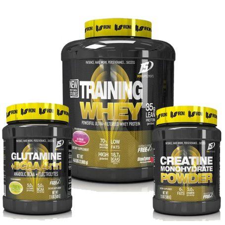 Pack Basic Training Iron Supplements