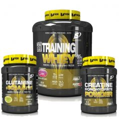 Pack Basic Training Iron Supplements