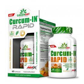 Curcuma CURCUM-IN RAPID 60 caps.