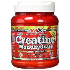 Creatina Monohidrato 500gr + 250 gr Gratis