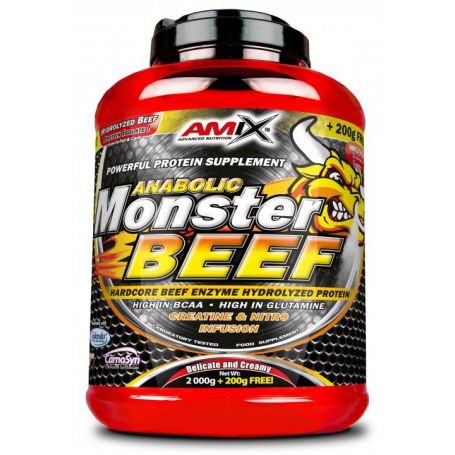 Monster BEEF