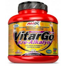 Vitargo + Kre-Alkalyn