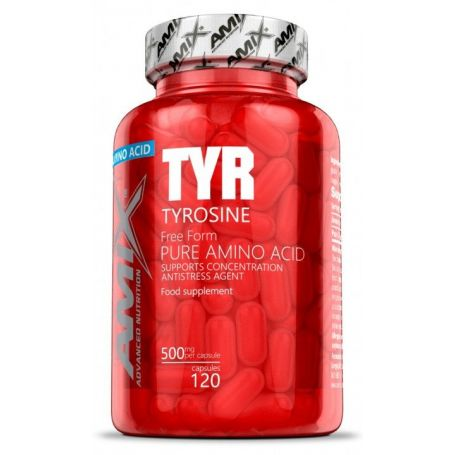 Tyrosine 120 caps