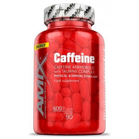 Cafeína con Taurina 90 caps