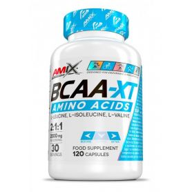 BCAA-XT Branched Chain Amino Acids 120 caps