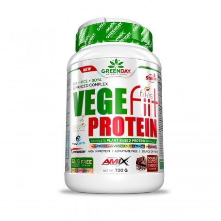 Proteína Vegetal Vegefiit Protein 720 gr