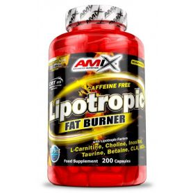 Lipotropic Fat Burner 200 caps
