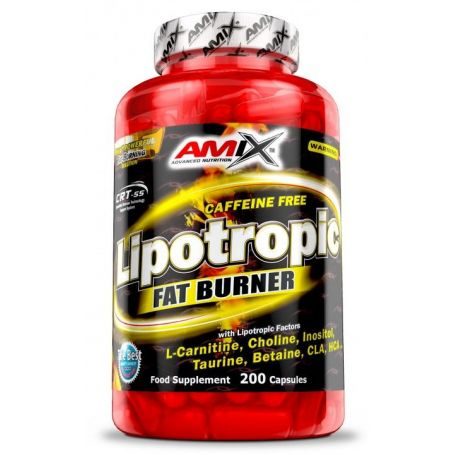 Lipotropic Fat Burner 200 caps