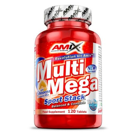 Multi Mega Stack 120 tabs