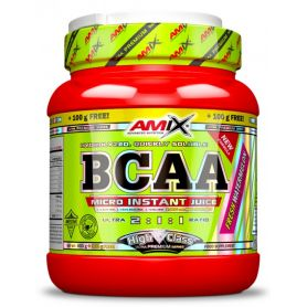BCAA Micro Instant Juice 400gr + 100 gr