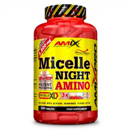 Micelle Night Amino 250 Tabl