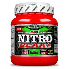 Nitro BCAA Plus 500gr