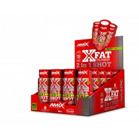 Xfat 2 in 1 Shot 20 viales x 60 ml
