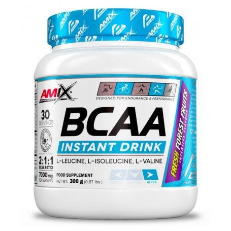 BCAA Instant Drink 300 gr Amix Performance