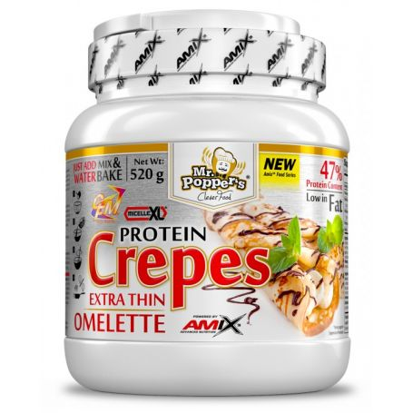 Protein Crepes 520gr Mr. Popper´s