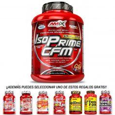 Proteína IsoPrime CFM Isolate  2kg + regalo 30 caps